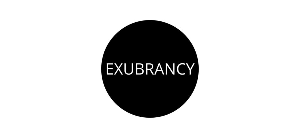Exubrancy