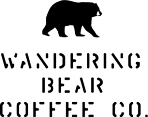 Wandering Bear Coffee Co. Logo