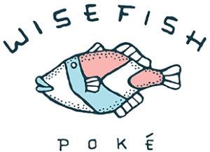 Wisefish Poke Logo