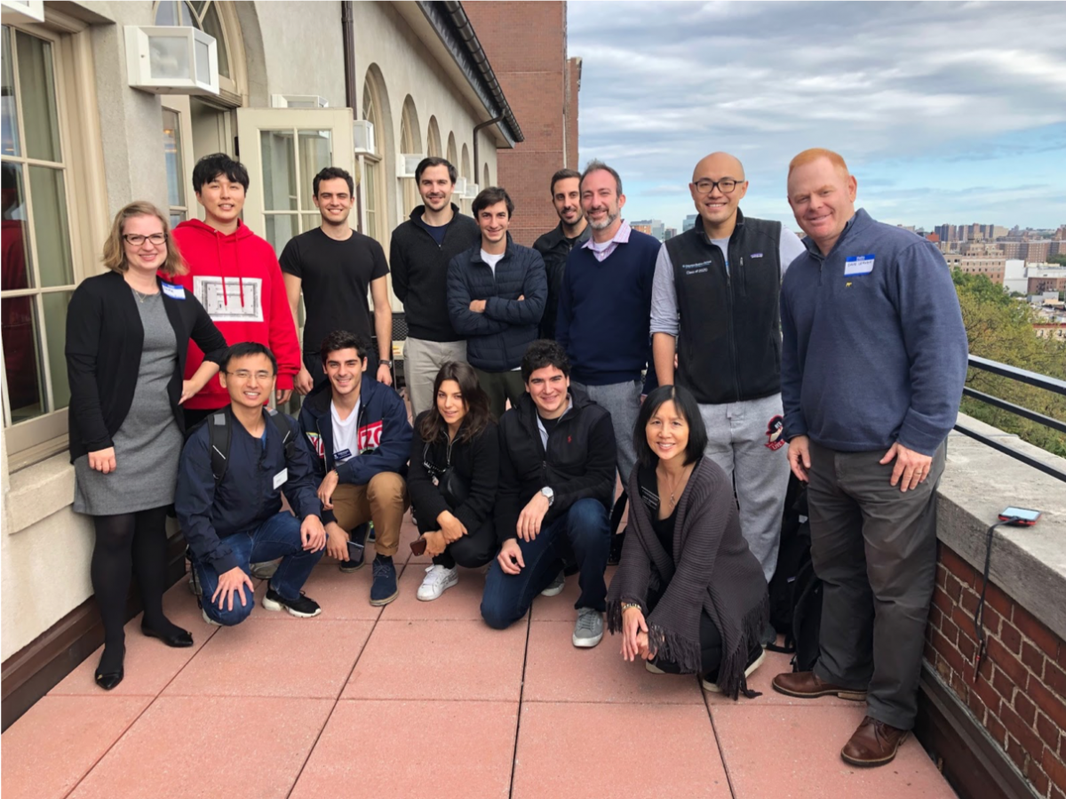 Group photo of CTech Innovators 2019 Cohort