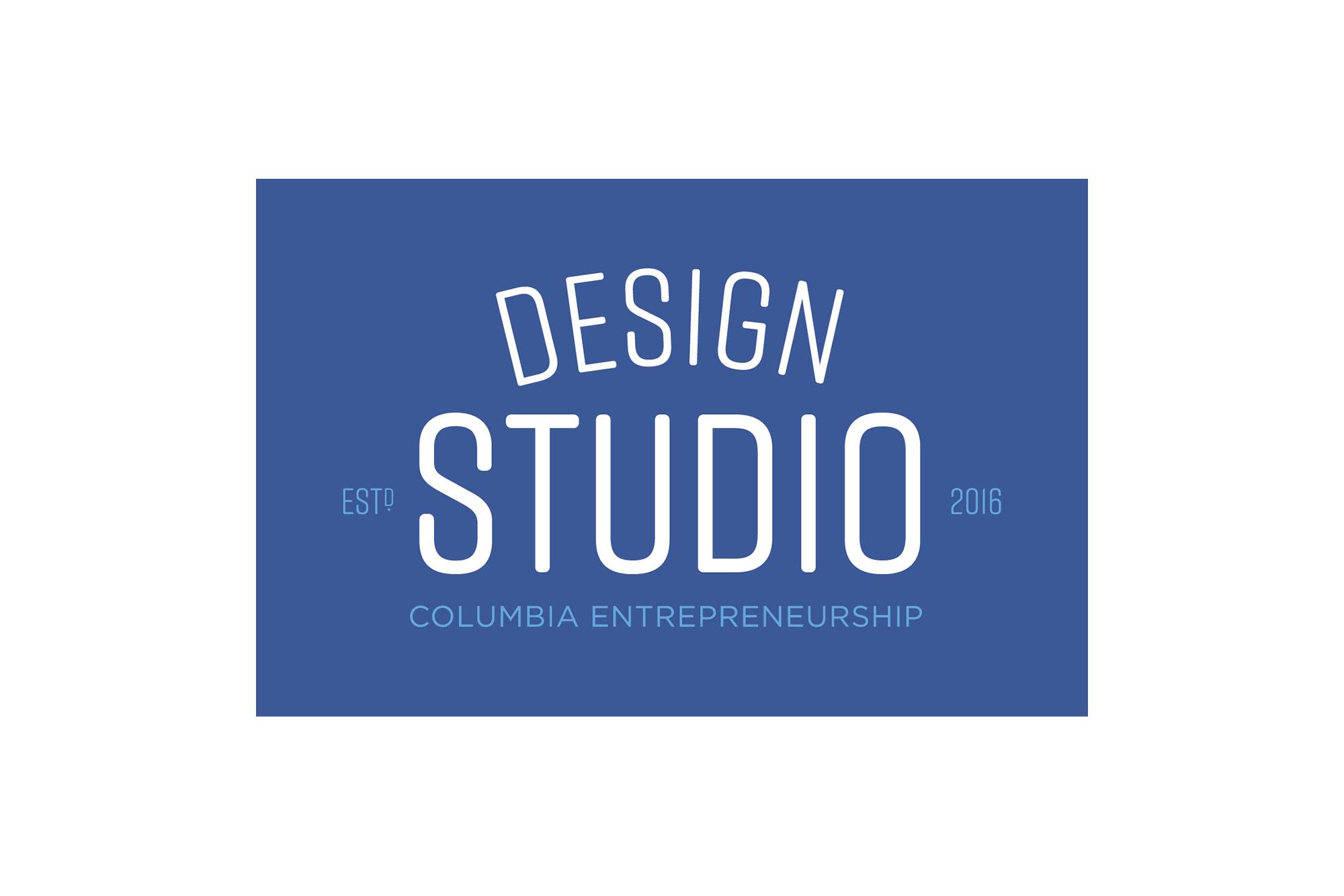 Columbia entrepreneurship design studio columbia for The design studio