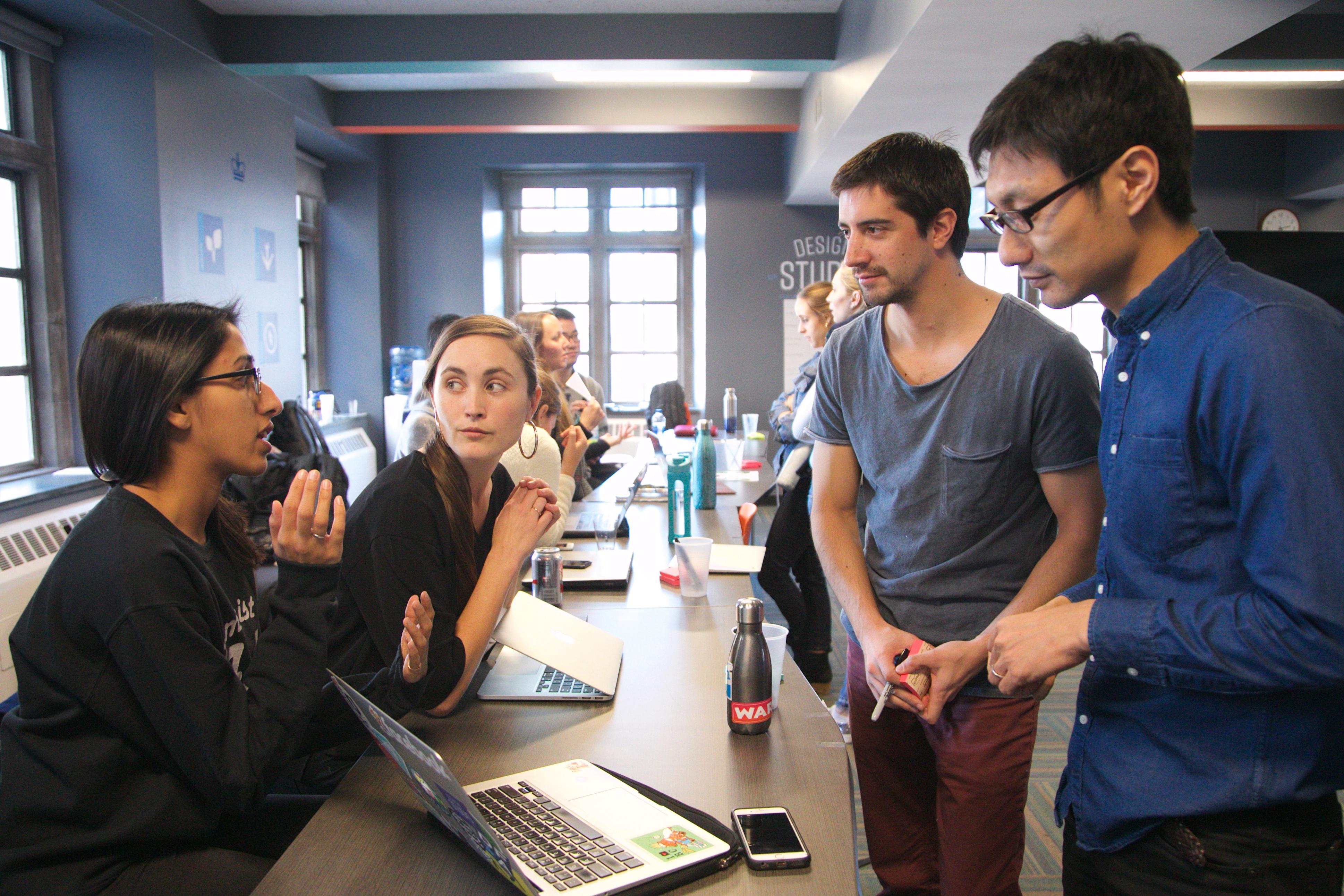EdTech Design Challenge - Team Colega Feb 27