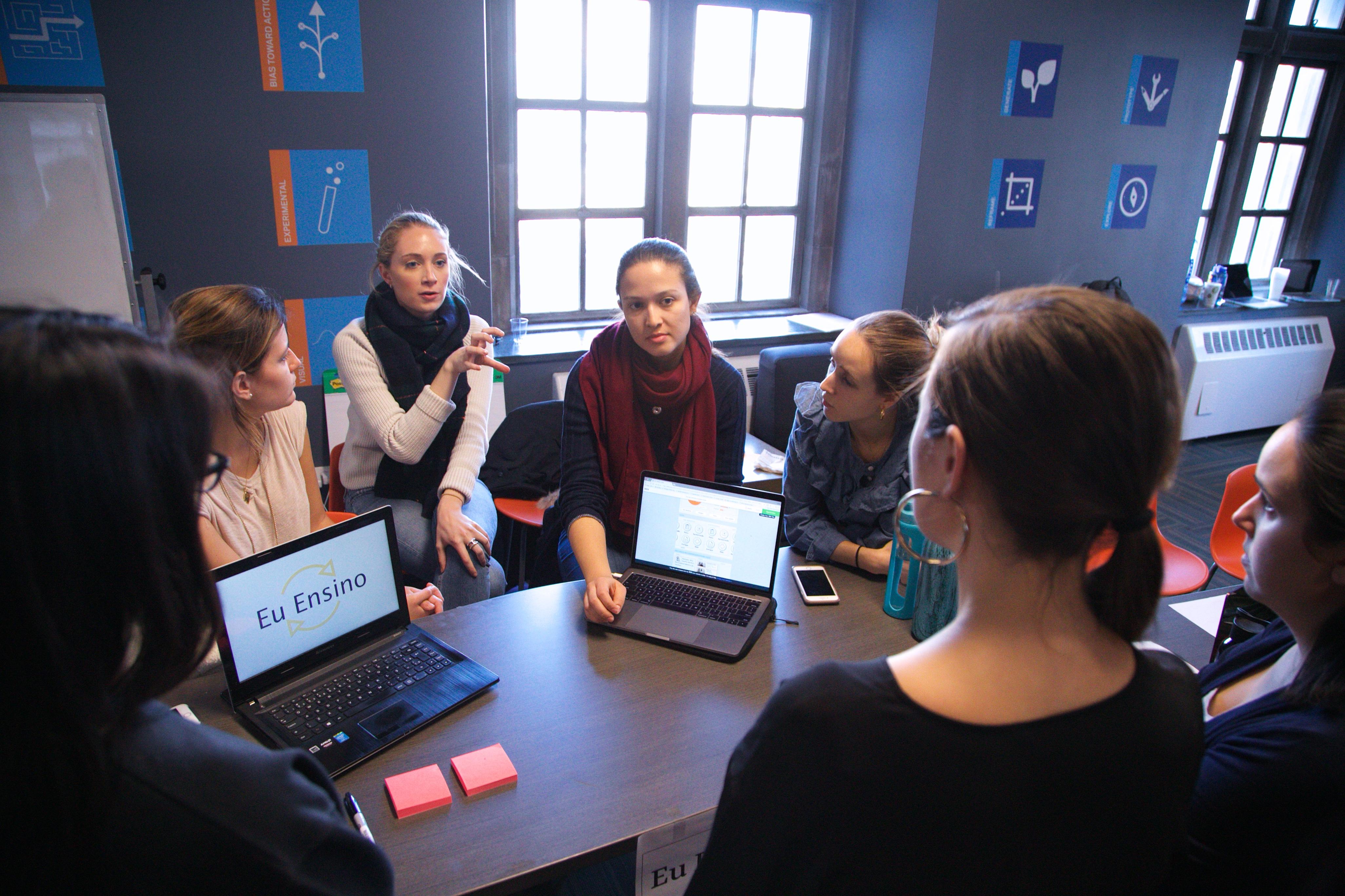 EdTech Design Challenge - Team Eu Ensino Feb 27