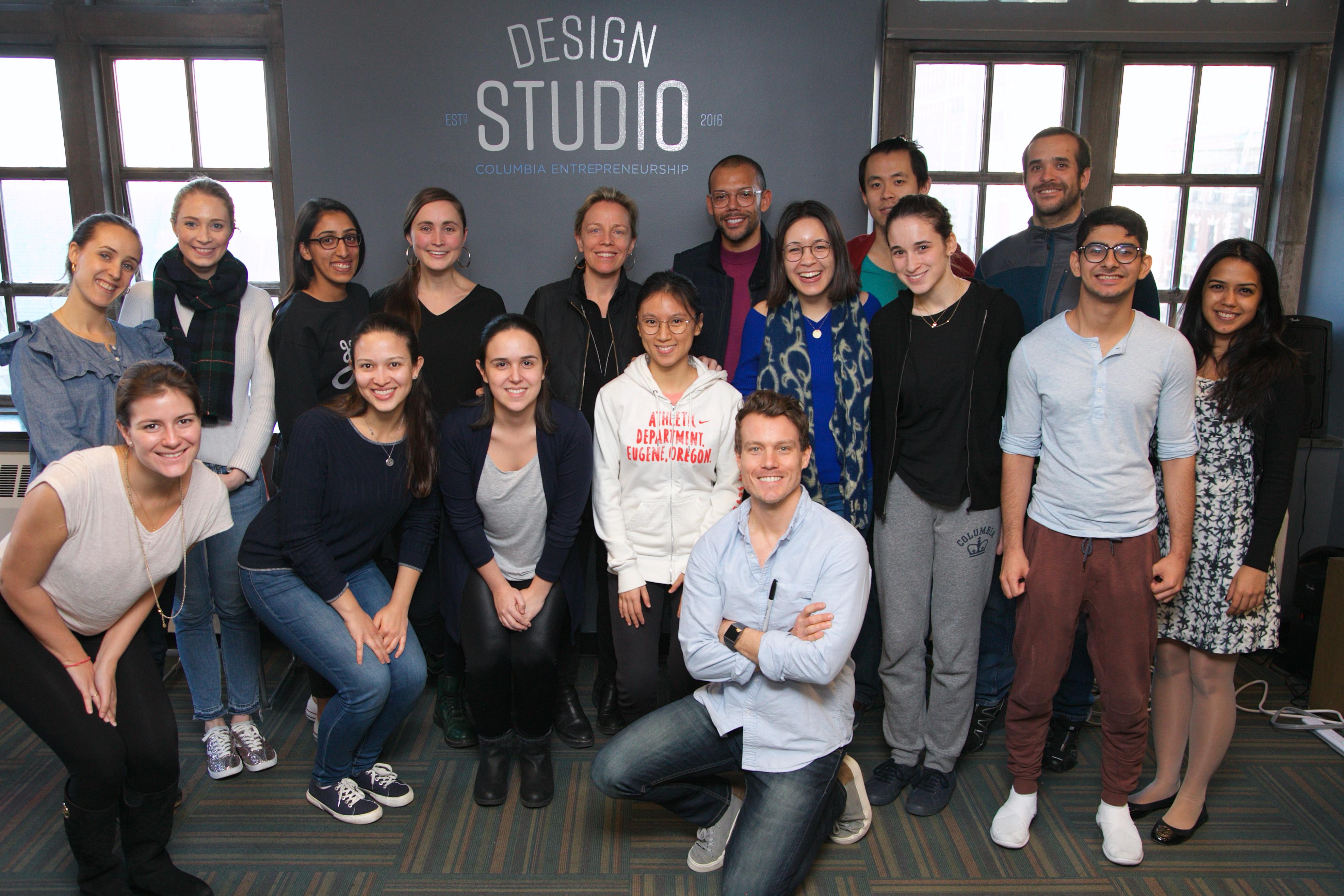 EdTech Design Challenge - Columbia Cohort Feb 27