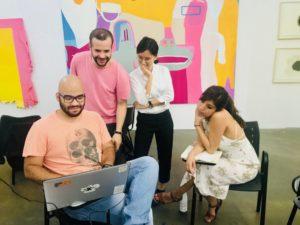 EdTech site visits in São Paulo