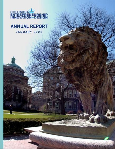 Cover - Annual Report 2021